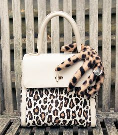 Seeing leopard? http://www.thecoveteur.com/charlotte-olympia-dellal/