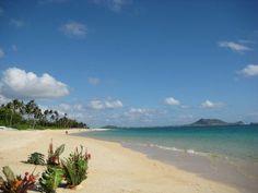 Lanikai Beach, Kailua Hawaii