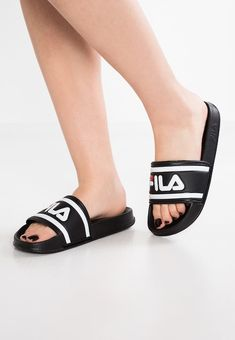 Köp Fila MORRO BAY - Badskor - black för 199 de80b717a47a3