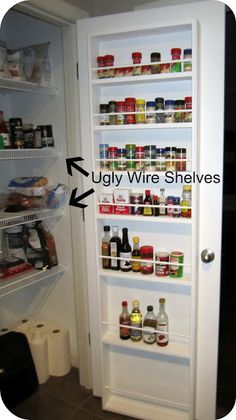 1000 Images About Back Of Door Storage On Pinterest