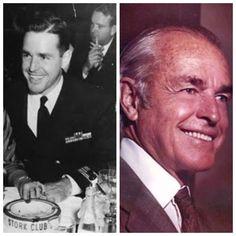 Charles Black-Navy-WW2- Korea-intelligence officer in both wars Lt. Commander-(Businessman, husband of Shirley Temple)