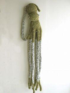 Knit Octopus Amigurumi