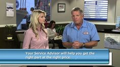 Auto Service and Repair - Episode: 6 Buying the Right Part #CarCare