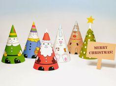 Mar&Vi Creative Studio - Italia: Stampabili di Natale gratuiti
