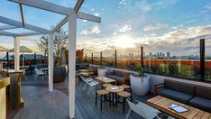 We've scoped out Sydney's best rooftop bars for top-notch views, that inner-city atmosphere, gastro-pub fare and stellar drinks.