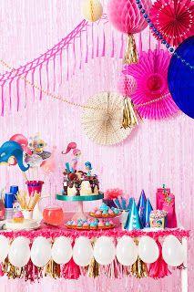 Shimmer e Shine como tema da festa! - Guia Tudo Festa - Blog de Festas - dicas e ideias!