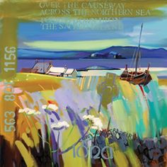 Art Prints Gallery - The Sacred Island (Limited Edition), £225.00 (http://www.artprintsgallery.co.uk/Pam-Carter/The-Sacred-Island-Limited-Edition.html)