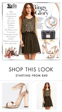 """shein 9"" by woman-1979 ❤ liked on Polyvore featuring Tiffany & Co."