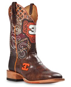 Cinch Edge Aldrich Cowboy Boots - Square Toe