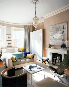 Studio Apartment, in House Beautiful The Home Book