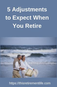 The transition from working to retirement can be surprisingly rocky. Help prepare yourself to make this transition smoothly by reading about five common adjustments new retirees must make. Retirement Strategies, Retirement Advice, Happy Retirement, Retirement Cards, Retirement Parties, Retirement Planning, Certified Financial Planner, Financial Tips, Transition To Retirement