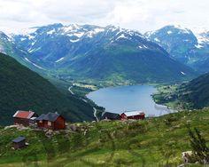 Norway, Sogndal