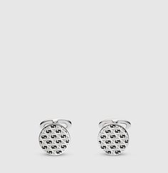 Gucci - インターロッキングG カフリンクス 298822J89L08522