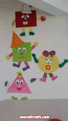 Fun ways to teach Kids by these Crafts Decoration Creche, Class Decoration, School Decorations, Preschool Classroom, Preschool Crafts, Classroom Displays, Classroom Decor, Art For Kids, Crafts For Kids