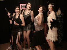 Sparkle Meets Pop | Favorite Blog Posts: Roaring '20s Party + Flapper Headband Tutorial