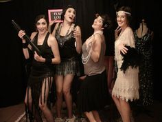 Sparkle Meets Pop | Favorite Blog Posts: Roaring '20s Party + Flapper Headband Tutorial