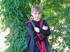 Gryffindor house robe