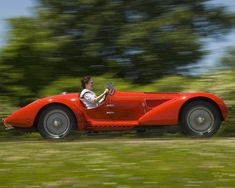 Alfa Romeo – 1938 Alfa Romeo 8C 2900B Mille Miglia Spider (Touring)