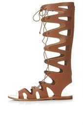 FIGTREE Gladiator Sandals #Topshop
