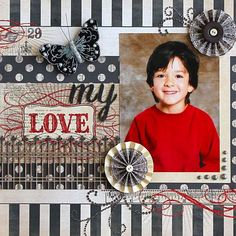 Searchsku: My Love *Creative Scrappers*