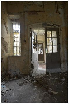 Lincolnshire County Lunatic Asylum - June 2012