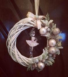 Ballerina wreath Grapevine Wreath, Grape Vines, Hanukkah, Ballerina, Christmas Wreaths, Home Decor, Christmas Swags, Homemade Home Decor, Holiday Burlap Wreath