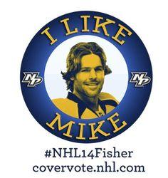 Mike Fisher, Nashville Predators #12