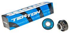 Seismic Tekton Abec 7 Longboard #SkateboardBearings