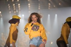Despite its notorious reputation and owner, Coachella rakes in big bucks each year, making it the most profitable music festival in the U. and one of the highest-grossing in the world. Queen Bee Beyonce, Beyonce And Jay Z, Netflix, Coachella 2018, Coachella Style, Balmain Collection, Entertainer Of The Year, Queen Nefertiti, Create A Signature