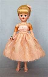 Mid 1950's Jill doll. I had one of this dolls, didn't know what it was called.