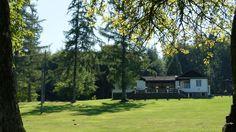 "Vacation Center ""Y.W.C.A"" in Louette-Saint-Pierre (Gedinne), Namur Ardennes, South Belgium."