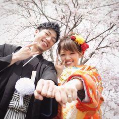 【kubo_photo】さんのInstagramをピンしています。 《ロケーションフォト ご遠方からのお客様、滋賀県、京都には、たくさんの撮影スポット、観光地などたくさんあります。ブライダルフォトのカラークリップスでは、只今、さくら和装前撮りフォト受付中です。 http://color-clips.com  さくら#桜#滋賀#京都#前撮り#後撮り#和装#きもの #色打掛#白無垢#結婚式#結婚#フォトウエディング#ブライダルフォト#縁結び#たのしい#ジャンプ #kyoto#weddingday #Wedding photo#kimono#japan#love》