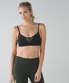 12bcf2a1f Lululemon Dance To Yoga Bra - Black