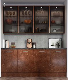 Industrial Laminates - Feature Kitchen Door Collection - First Impressions