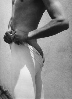 Torero (bullfighter) - Emilio Jose Chamon Otega, Madrid, Spain - 2001 - Photo by Ruven Afanador