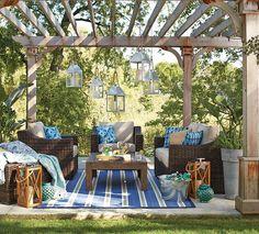 10 idées pour maximiser sa terrasse | Les idées de ma maison Photo ©Canadian Tire #deco #terrasse #exterieur