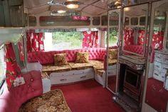gypsy caravan interior - Mike Chaikin