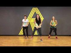 "REFIT® CardioDance Fitness ""Run Run Rudolph"" Kelly Clarkson"