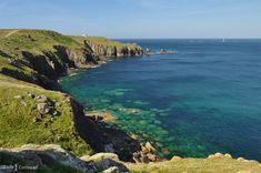 Gamper Bay, Land's End, Cornwall