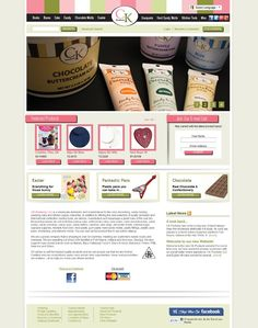 Site for CK Products