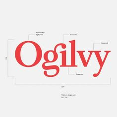 """Ogilvy 在 Instagram 上发布:""""The new #Ogilvy unveils a new identity and design system representing the agility, collaboration and creative connectedness that the brand…"""""""