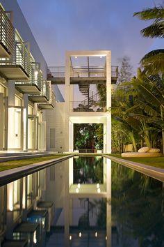 Rivo Alto Residence by Shulman   Associates