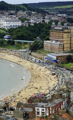 Scarborough, Yorkshire, England | Flickr - Photo  by Charlie Jobson