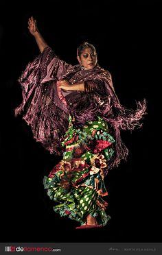 Manuela Carrasco Flamenco on Fire