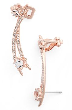 Main Image - Nadri Wishes Linear Stud Earrings