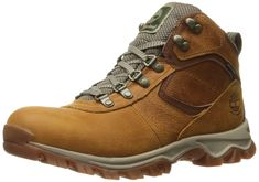 171d60f870 Timberland Mens MT. Maddsen Mid Leather WP Winter Boot Dachshund 10 M US **