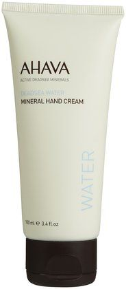 The best hand cream ever! Ahava Dead Sea Water Mineral Hand Cream