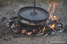 Chuckwagon dutch oven cooking