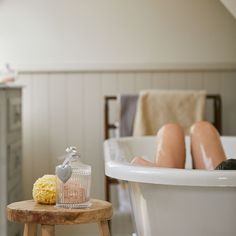 Your bathroom isn't just where you get ready in the mornings. It's a place for relaxation and a moment of calm...