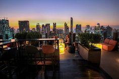Top 10 Rooftop Bars in Bangkok: Die genialsten Skybars Sky Bar Bangkok, Hotels In Bangkok, Rooftop Bar Bangkok, Best Rooftop Bars, Doi Inthanon National Park, Khao Sok National Park, National Parks, 10 Days In Thailand, Thailand Travel